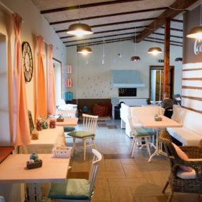 Gourmet Jižní Morava - kavárny a cukrárny jižní Morava - Sisters' Café & Bistro Ostrovačice